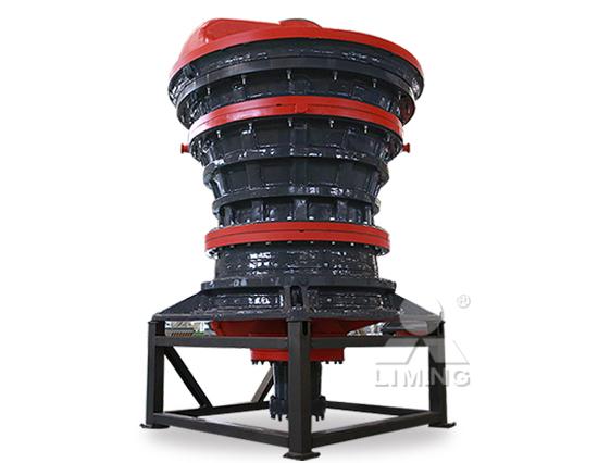 HGT旋回式破碎机,大产能、智能化的新型粗碎设备